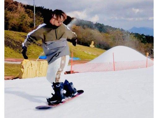 小技プライベートレッスン「山梨・長野エリア」出張型スノーボードスクール 完全予約制 初級者向け