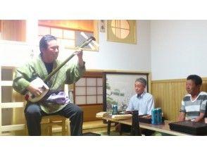 [Aomori Goshogawara] home! Tsugaru shamisen lesson experience