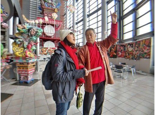 【青森・五所川原】日本屈指の立佞武多祭りを体験!年中たちねぷた