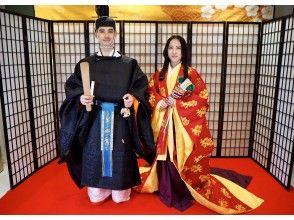 【東京・神楽坂】動画も写真も撮影自由!束帯着付け体験プラン