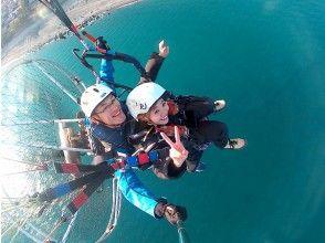 【富士山一望】なんでこんなやべぇコース作ったんすか!高度1500フィート以上!30分間飛行!パラグライダー体験!