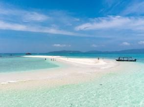 [Ishigaki Island / 1st] Conquer the phantom island and the blue cave! Ishigaki Island Perfect Snorkeling Pack [Photo data free]