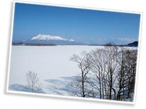 通過大沼公園觀光到新雪谷的新雪谷接站和函館站或新函館北斗站或函館機場