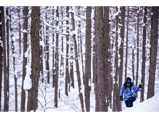 【斑尾高原・希望湖】スノーシュー体験!パウダースノーを気軽に楽しめる!お子様から大人まで楽しめます!