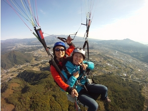 [Gunma, Water] paraglider tandem two-seater experience course <Beginners welcome! > Image of