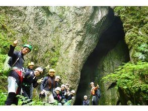 【鍾乳洞探検】Lv.2ケイビング岡山コースの画像