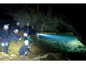 [Cave exploration] Lv.2 Caving Okayama course of image