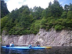 【群馬・みなかみ/水上】ランチ付きカヌー&カヤック体験ツアー(1日コース)の画像