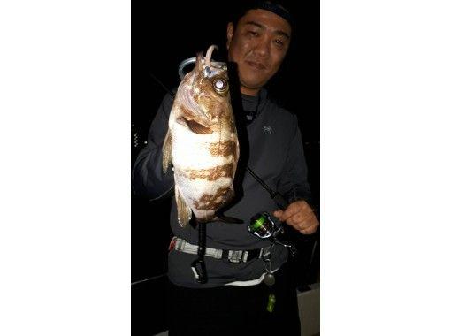 【東京・羽田】高級魚メバル貸し切り船★7名までOK♪180分  釣った魚を食べれるお店紹介可!
