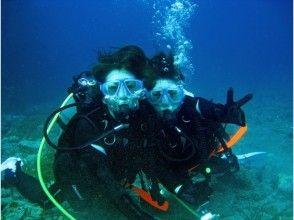 【お得】体験ダイビング・リバーカヤック(1日コース)の画像