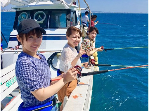 [Local reduction! Limited time price only for customers living in Okinawa! ] Easy fishing that even beginners can enjoy casually from small childrenの紹介画像