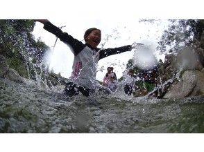 【小学生から参加可能!】岐阜・揖斐高原で楽しむ♪プチシャワークライミング☆