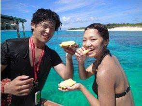 【シュノーケリング】パナリ島ツアー(1日コース)