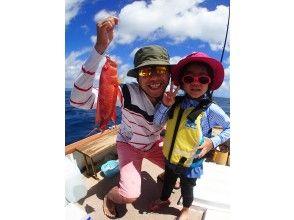 【シュノーケリング・フィッシング】パナリ島ボートフィッシング・シュノーケリングツアー(1日コース)