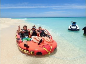 [Okinawa Nago] 7 types of cheap marine sports 60 minutes unlimited play! !! Full charter