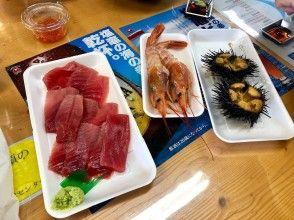 【Miyagi・Shiogama】Tuna Auction & Seafood Breakfast at  Fish Market