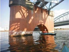 【大阪・淀川】初心者歓迎!のんびりカヌー体験の画像