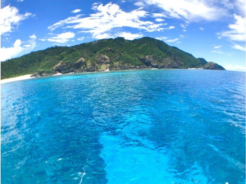 慶良間諸島のダイビングスポット