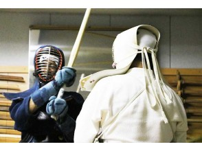 ★ reserved ★ Real Japanese Fencing (Kendo) in Tokyo