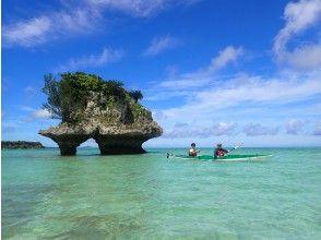 [Okinawa Nakijin] Nakijin blue sea walk! Sea kayak & Snorkeling half-day course