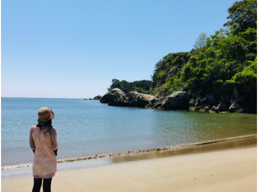 [Miyagi / Higashi Matsushima] One day limited set ☆ Private guide tour (for intermediate hiking / 4 hours) Oku Matsushima Orle guide Hideki Sekiguchi will guide you!の紹介画像