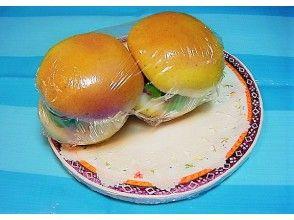 樹脂粘土やキルトワークでおしゃれな(ベーカリー)フルーツサンド類かハンバーガー・クロワッサン等のいずれかを創ってみませんか?