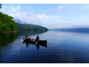 【Aomori】Morning Canoe with 'Breakfast & Chill'
