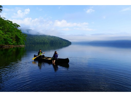 【Aomori】Morning Canoe with 'Breakfast & Chill'の紹介画像