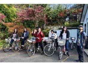 【Iwate】Local life in Hiraizumi: Countryside Cycling & Cooking Class