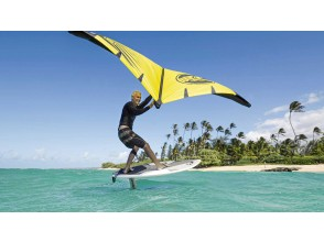 """NEW Sports """"Wingfoil"""" master plan (one-on-one three times system)"""