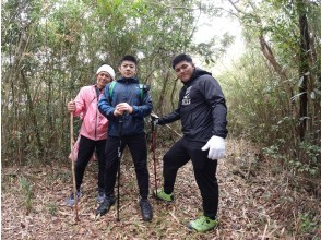 【沖縄・やんばる】亜熱帯の森をトレッキング!!完全プライベートツアー ハイキング気分な3時間コース