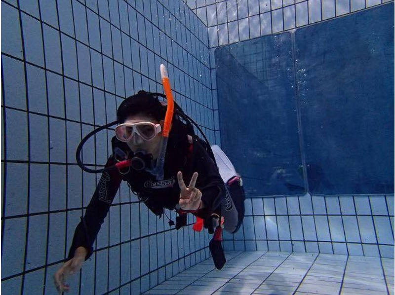 [PADI acquisition] PADI Scuba Diver courseの紹介画像