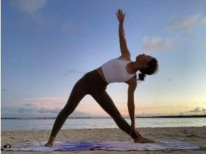 [Okinawa Miyakojima] Yoga experience! ◎ Morning yoga or Sunset yoga ◎
