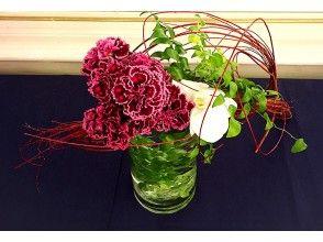[Online Flower Design relay] Flower design relay experience by flower