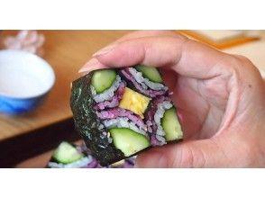 【京都烏丸御池】JSIA 寿司インストラクター協会 一級インストラクターが教える「飾り巻き寿司」四海巻き