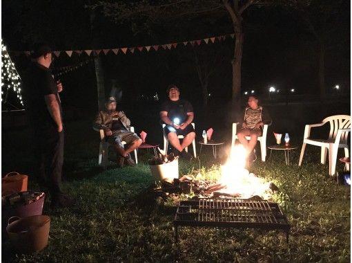【北海道・空知】完全プライベート!焚き火カフェで癒される休日・・・