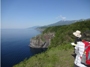 知床原生林体験と知床半島望洋コース