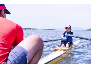 【宮崎・新富町】宮崎の海を満喫!一人乗りボート「レガッタ」体験!<7~10月限定、土日限定プラン>
