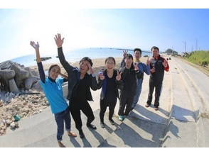 【沖縄 金武・うるま方面】リフレッシュダイビング 東海岸遠征2ビーチの画像
