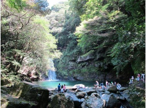 Waterfall & Nagasaki from Fukuoka: microbus 1-20pax (7h)の紹介画像