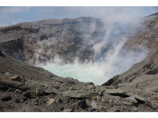 Great nature Mt. Aso from Fukuoka: microbus 1-20pax (8.5h)の紹介画像