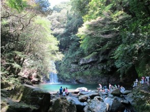 [From Fukuoka] How about a waterfall in Sasebo? ~ 3 Relax in the anti-dense microbus. (8.5h) * Passenger seat 27
