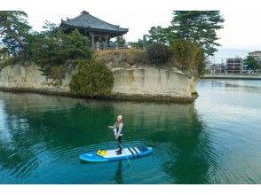 [Miyagi / Matsushima] Japan's Three Views Matsushima / Oku Matsushima area SUP Cruising Tour (with photo gift)