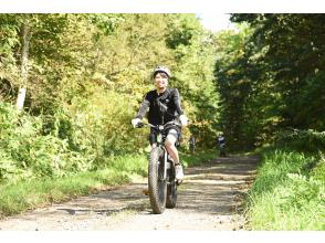 [Hokkaido / Tokachi] Fat bike / mountain bike walk cycling on Tokachi forest road and on road!