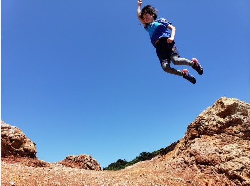 【ハートロックトレッキング】世界遺産小笠原で絶景を目指して1日トレッキング!