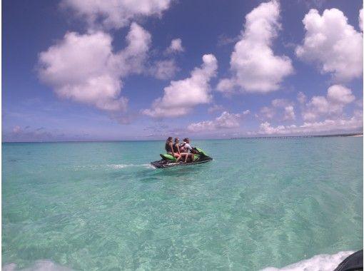 【沖縄・宮古島】ジェットスキーレンタルクルージング(小型船舶操縦免許特殊 必須)
