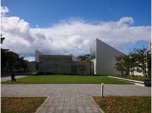 [现场直播在线城市漫步]艺术之城十和田的历史与建筑之旅の紹介画像