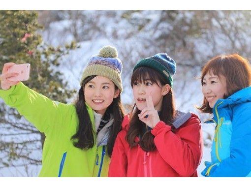 [福島/ Adatara]挑戰雪山! Adatara雪上徒步破壞體驗の紹介画像