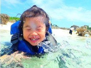 [Okinawa / Miyakojima] OK from 2 years old! Enjoy the beach of Miyakojima! Chartered beach play tour! All photos will be presented!
