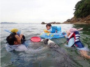 【松山・道後】瀬戸内海で海遊び満喫プラン!船長体験、釣り、離島でBBQ、ウェイクボード♪